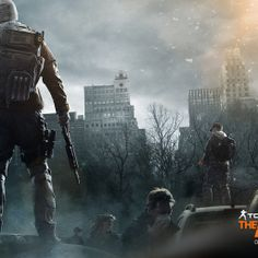 Tom Clancys the division - new game
