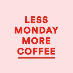 Ja, alweer iets met koffie!