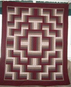 1000+ ideas about Rail Fence Quilt on Pinterest | Quilts ...