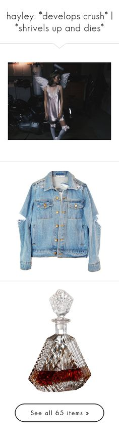 """""""hayley: *develops crush* 
