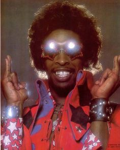 """Bootsy Collins Announces """"Bootzilla"""" Fine Art Collection (Plus Let's Talk About Pedro Bell Collage Artists, Music Artists, Bootsy Collins, Parliament Funkadelic, Funk Bands, George Clinton, Soul Funk, Soul Jazz, Shows"""