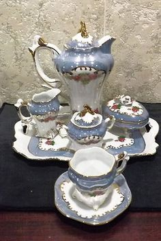 Vintage Made in Japan Single Serving Porceain Tea Set | eBay
