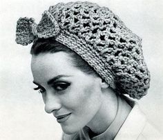 Fish Net Snood Pattern- my sister would like this