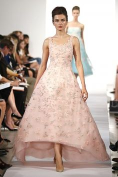 NYFW 2013 Fashion Week Highlights -Oscar de la Renta