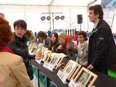 Feria del Libro de Getxo, abril 2012