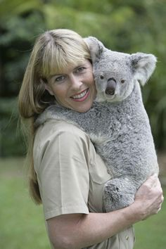 Had a long hard day. I totally need a koala hug!
