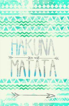 Vօɨċɨ ʊռ ʄօռɖ ɖ'ɛċʀaռ HAKUNA MATATA ❇