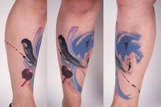 Tattoo artist, Amanda Wachob  http://www.amandawachob.com