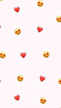 Fondo enamorado me encantaaa❤ Emoji Wallpaper Iphone, Cute Emoji Wallpaper, Sad Wallpaper, Cute Cartoon Wallpapers, Cute Wallpaper Backgrounds, Aesthetic Iphone Wallpaper, Disney Wallpaper, Screen Wallpaper, Wallpaper Quotes