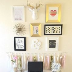 We love the way that our client @thesouthernthing has used The MINI Alfred in her office space!