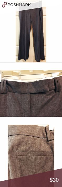 LOFT • NWOT Marisa Fit Pants LOFT • NWOT Marisa Fit Pants. Size 4. Cute grey fit and light weight! ⭐️also available on Mercari if you want cheaper shipping! ⭐️ LOFT Pants Trousers