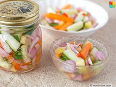 Chinese Pickles Recipe