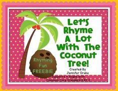 Chicka Chicka Boom Boom rhyming hat/crown FREEBIE Great for beginning of the year, rhyming, alphabet and FUN!