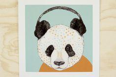 Polkadot Panda I Le Kiosk