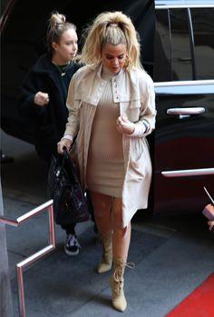 Khloe Kardashian 01/04/18
