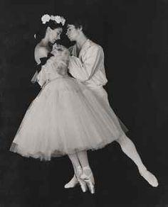 Rudolph Nureyev & Margot Fonteyn     c.1963 By Cecil Beaton
