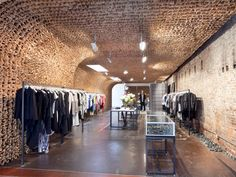 In New York's Meatpacking District, OWEN, a boutique by Tacklebox, is repurposing the classic brown paper bag.