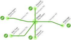 관련 이미지 Bus Route Map