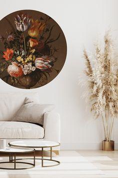 Vanaf € 25,- | Behangcirkels in alle soorten en maten | Fotobehangshopz.nl ruime keuze snelle levering. Bed And Breakfast, Sweet Home, Tapestry, Living Room, Interior Design, House, Inspiration, Home Decor, Interiors