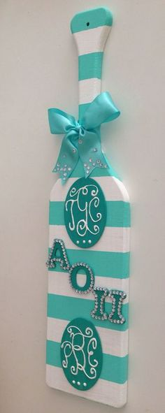 84 Sorority Paddles For Inspiration + Starbucks Giveaway — Page by Paige