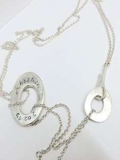 Sebastian, 2015. Necklace, silver925, enamel.