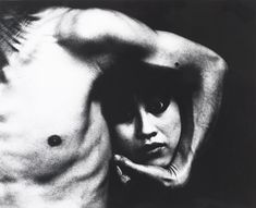 "Eikoh Hosoe, ""Man and Woman #6"" (1960) 