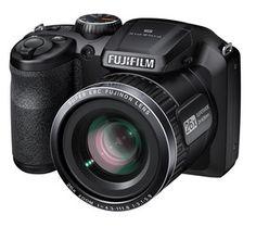 Um einen optischen Zoom Fujinon 26x herum konstruiert, bietet die Digitalkamera S4600 eine breite Brennweite beim Weitwinkelobjektiv von 26 mm und beim Teleobjektiv von 624 mm.