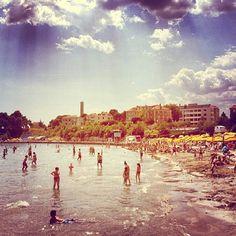 Bacvice Beach   Split, Croatia