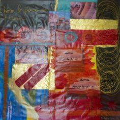 """""""POUR LE PLAISIR DES YEUX"""" 100 x 100 Uma obra que nos transporta aos mistérios do deserto, às côres e cheiros de Marrocos. Outras obras em www.isabelpinheiro.com e http://www.Facebook.com/ISABELPINHEIROARTE"""