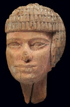 Ancient Egyptian Artifacts, Statue, Buddha, Auction, Empire, Ancient Egypt, Cairo, Wig, Face