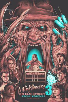 A Nightmare on Elm Street 3: Dream Warriors (1987).