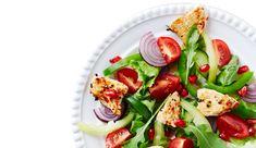 Étel Caprese Salad, Paleo, Food, Essen, Beach Wrap, Meals, Yemek, Insalata Caprese, Eten