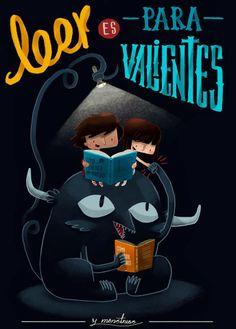 """Ilustración de Jonathan Rosas para el XXV Concurso Nacional de Carteles """"Invitemos a leer"""" de la FILIJ 2003."""