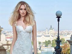 """""""Gwen"""" - Haute Couture Brautkleid der Kollektion """"Ivory Tower"""" im Flagship Store der Designerin Galia Lahav in Hamburg.  #HauteCouture #Brautkleid #Hamburg #Hochzeit #wedding"""