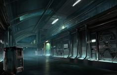 FUSE Underwater Base Interior 2 by MeckanicalMind on DeviantArt