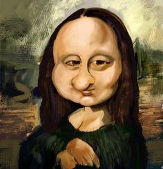 Mona Lisa [Nelson Santos] (Gioconda / Mona Lisa)