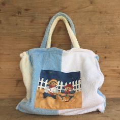 Vintage Beach bag,