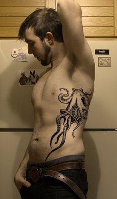 octopus tattoo | Tumblr