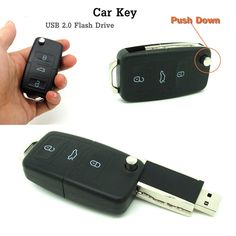 Fashion car key usb flash drive disk memory stick business Pen drive personalized pendrive mini computer gift 4gb 8gb 16gb 32gb