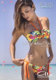 26 best Bikini e costumi mare images on Pinterest | Beach attire ...