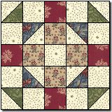 Cain and Abel -- free quilt pattern