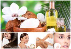 Confira 15 formas de usar o óleo de coco para cuidar da beleza e da saúde!!! Compre Óleo de Coco aqui no Empório Ecco e receba em casa!   https://www.emporioecco.com.br/copra-coco