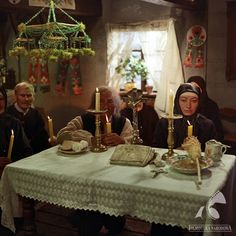 """""""Chłopi"""" (""""The Peasants"""") - Polish TV mini-series. Journey To The Past, Polish Folk Art, Witch House, Historical Images, My Heritage, Historical Costume, Art And Architecture, Poland, In This Moment"""