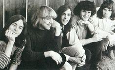 Quicksilver Messenger Service: (Left to Right): Gary Duncan, Jim Murray, John Cipollina, David Freib.