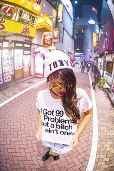 Em 2015 viajamos para o Japão!!! Uma experiência inesquecível. #tshirt #quote #frases #funny #tóquio #noite #tokyo #shibuya #渋谷