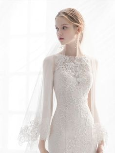 Wedding Dresses Photos, Wedding Dress Trends, Dream Wedding Dresses, Bridal Dresses, Wedding Gowns, Beautiful Bride, Beautiful Dresses, Opera Dress, Gowns With Sleeves