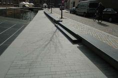 public space: Nieuwe Melaan: Mechelen (Belgium), 2007