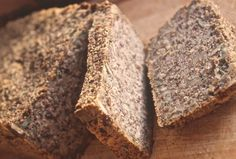 Unbelievably Moist Banana Bread - Forks 'n' Flip Flops Moist Banana Bread, Banana Bread Recipes, Natural Born Feeder, Come Dine With Me, Seed Bread, Our Daily Bread, Cooking Time, Healthy Recipes, Healthy Meals