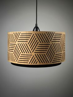 Do I want this lamp? Yes. I want this lamp. (lasercut lamps by min-jon)