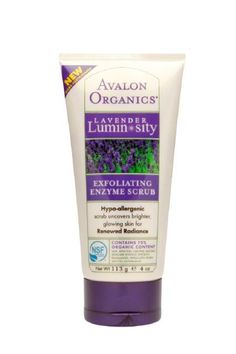 "The BEST Beauty Products Under $25  #refinery29  http://www.refinery29.com/cheap-summer-beauty-products#slide-39  Face Scrub""The Avalon Organics Lavender Scrub is gentle yet effective, even with somewhat sensitive skin."" — Dr. Elizabeth Tanzi"